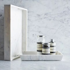 Marble Kitchen Accessories Raymour And Flanigan Sets Williams Sonoma Tray Popsugar