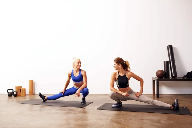 Hip Stretches For Lower Back Pain
