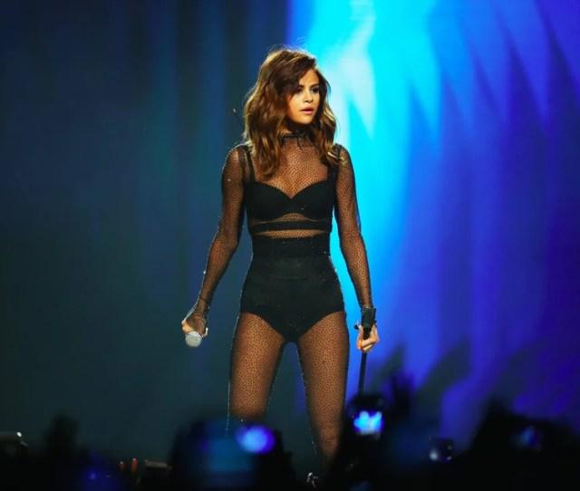 Selena Gomezs Sexiest Pictures 2016