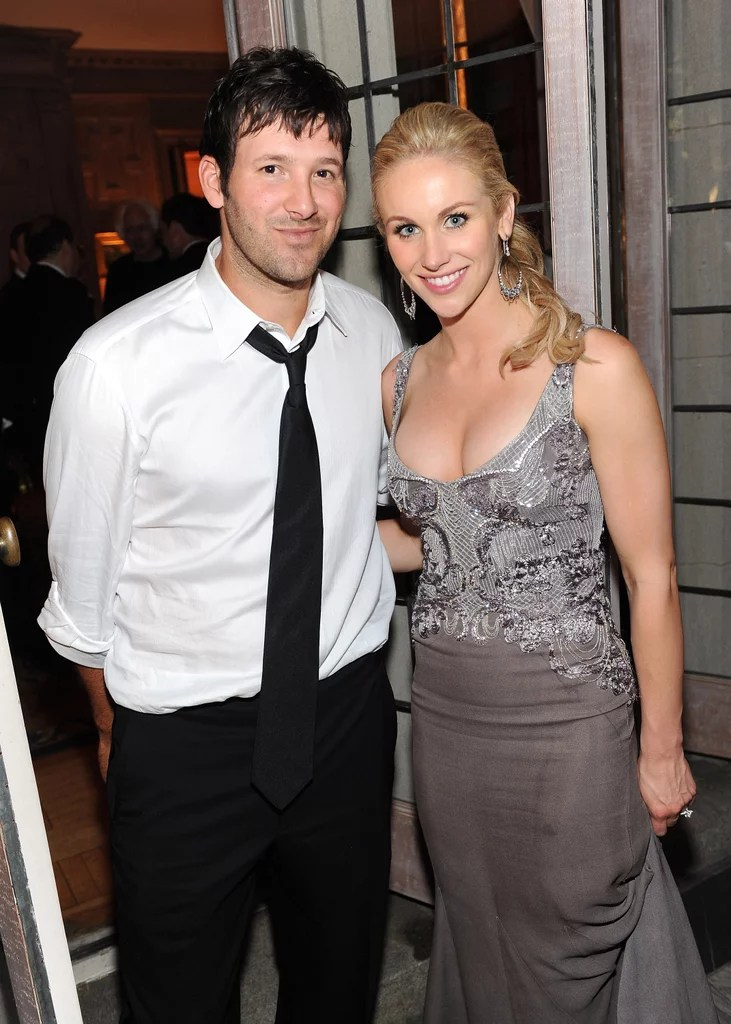 Tony Romo And Candice Crawford Annual White House