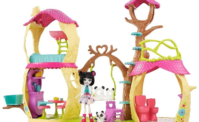 Enchantimals Panda Tree House Playset Best Toys Of 2017