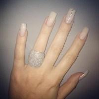 Khlo Kardashian's Nails | POPSUGAR Beauty Photo 2