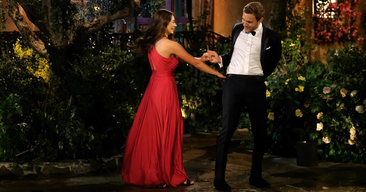 Peter and Kelley's Relationship Timeline Is Crazy Even by Bachelor Standards