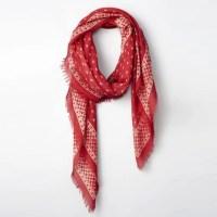 A Peace Treaty Sash Scarf | Winter Fashion Shopping Guide ...