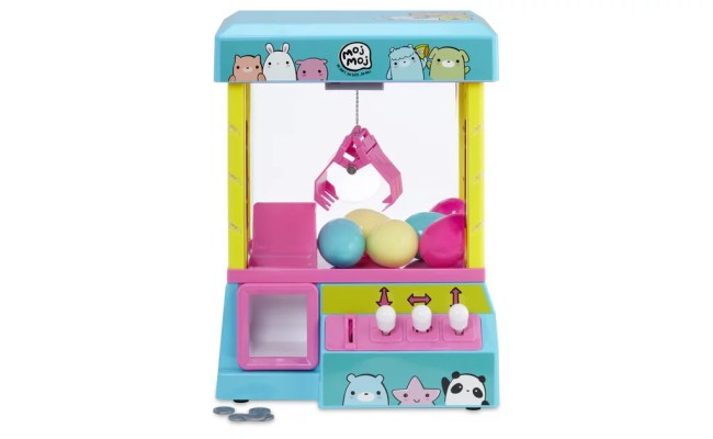 Moj Moj Claw Machine Playset Best Cheap Walmart Toys