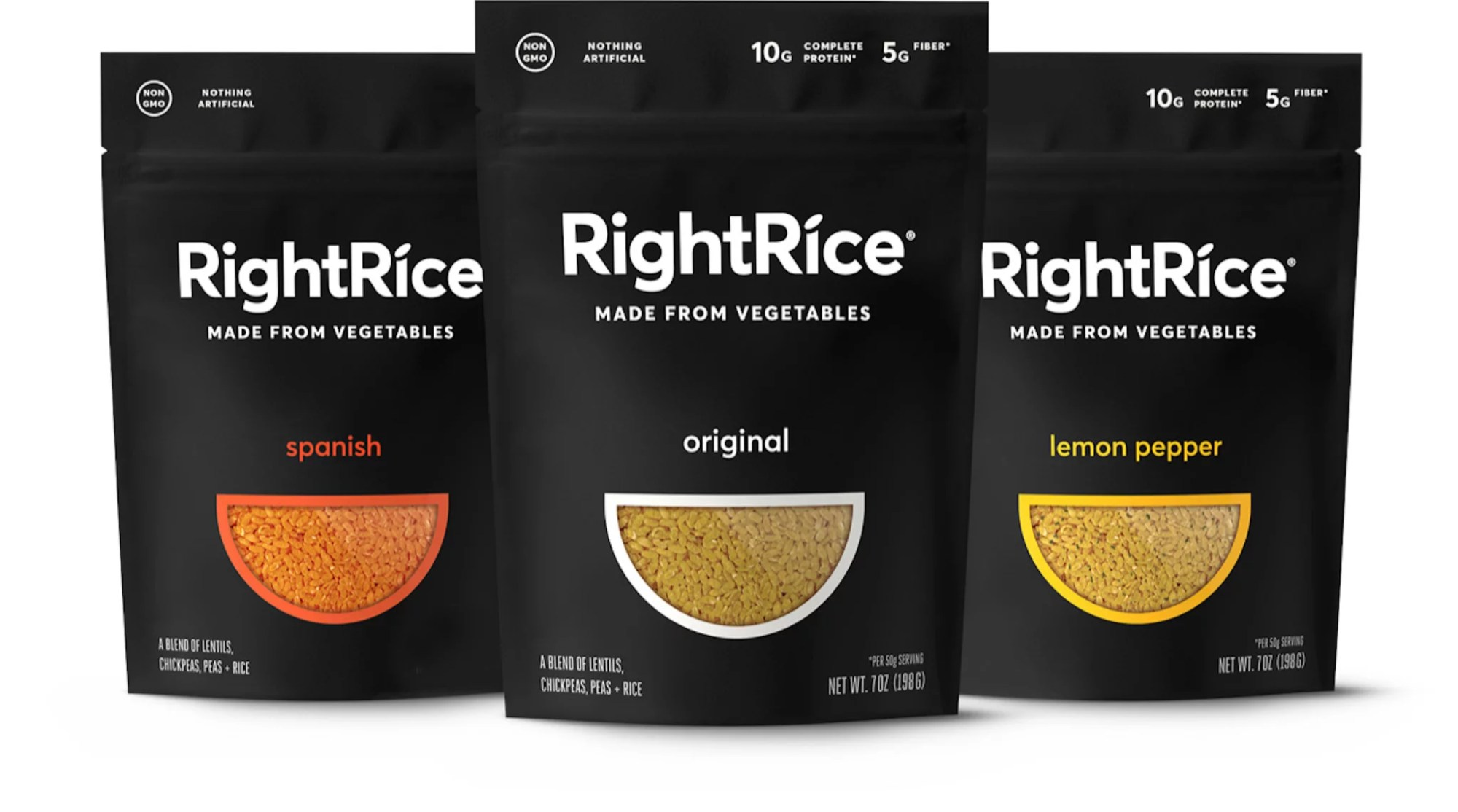 hight resolution of rightrice plant based rice