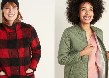 12 Stylish Coats and Jackets From Old Navy That I'm Wearing on Repeat