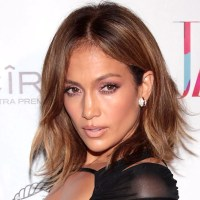 Photos of Celebrities With Bronde Hair Colour