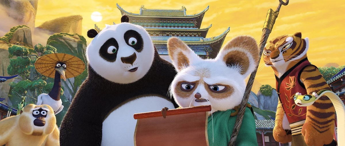 Kung Fu Panda 2 | Netflix Is Finishing Out the Year Strong — See Which Kids' Movies Are Coming in December! | POPSUGAR Family Photo 4