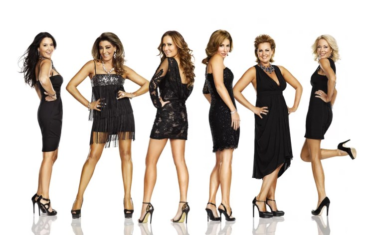 The Real Housewives of Melbourne Cast 2014 | POPSUGAR ...