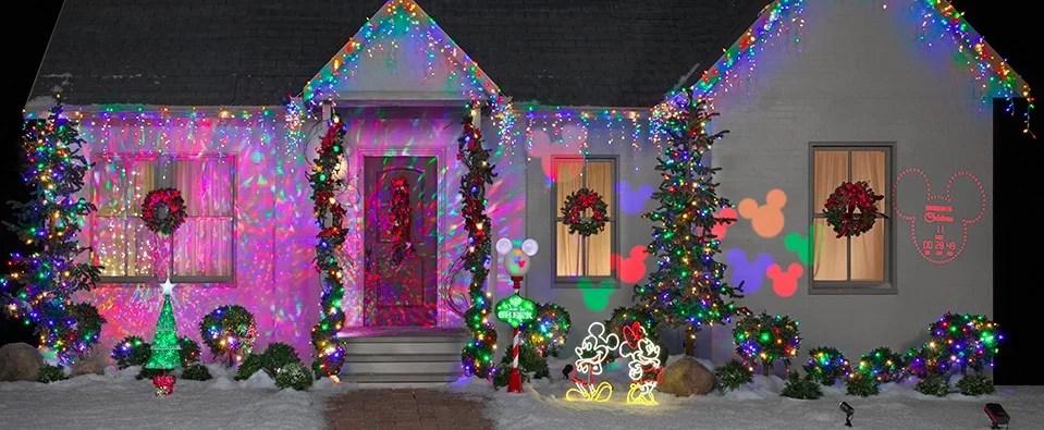 Disney Christmas Lights Popsugar Home