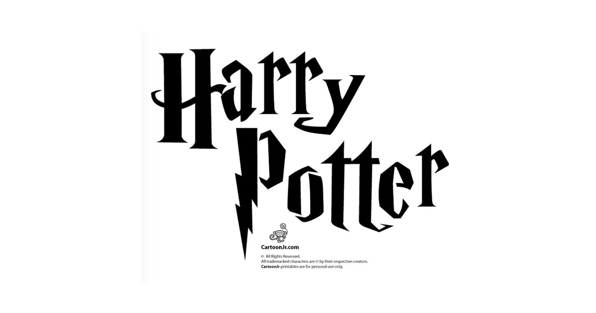 Free Harry Potter Templates