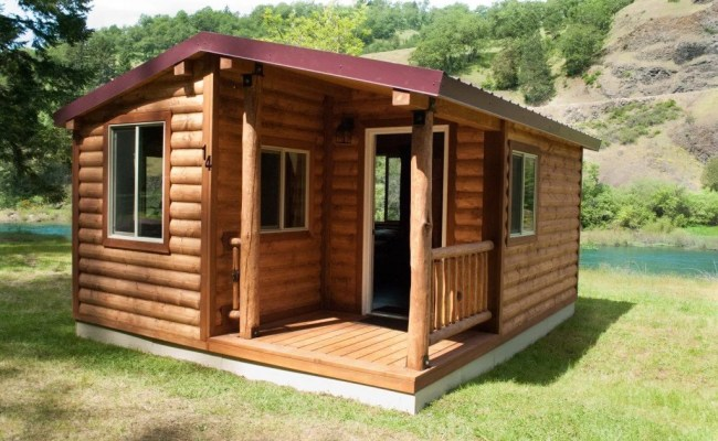 The Birdwatcher Prefabricated Cabin Best Tiny Houses On