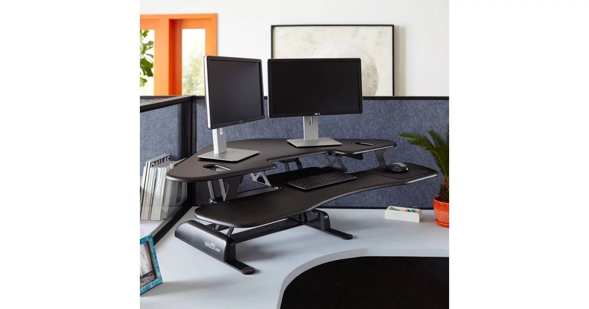 Varidesk Standing Desk  Best Health and Fitness Gear