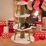 Christmas Trees For Cat Owners Popsugar Pets