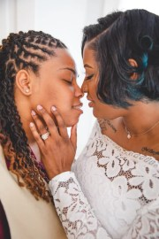 braids bridal