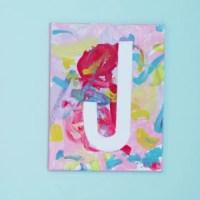 Canvas Art Projects For Kids | POPSUGAR Moms