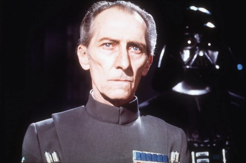 Image result for Rogue one death star general