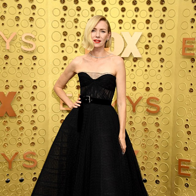 Image result for Naomi Watts emmy 2019