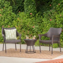 Dover Wicker Chat Set Target Outdoor Furniture