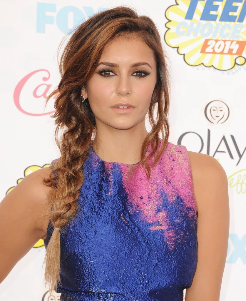 Best Nina Dobrev Hair Pictures POPSUGAR Beauty