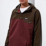 Patagonia Snap T Pullover Windbreaker Jacket