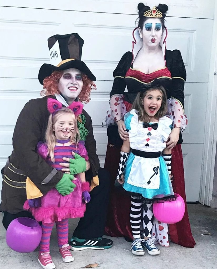 Country living editors select eac. The Best Halloween Costumes For Families Of Four 2021 Popsugar Family