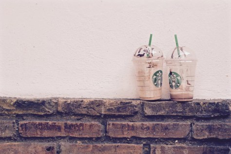 Pick up your co-worker's favorite Starbucks order during your morning run.