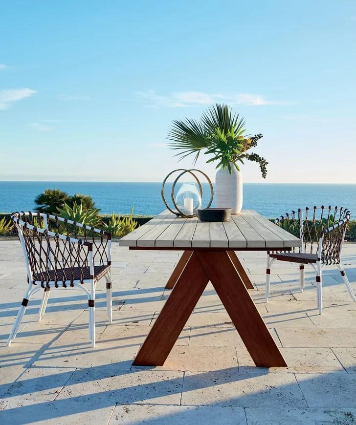midcentury modern outdoor furniture