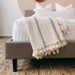 These Cozy Throw Blankets Are The Perfect Gift Popsugar Home