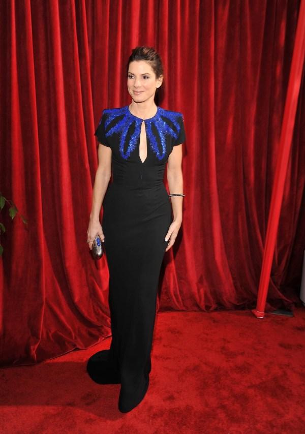 Sandra Bullock Red Carpet
