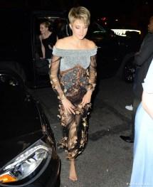 Shailene Woodley Met Gala 2014 Popsugar Celebrity