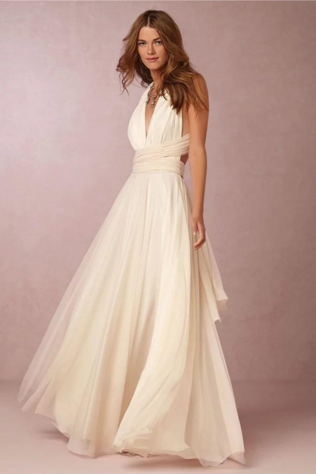 BHLDN's Ginger Convertible Maxi Dress