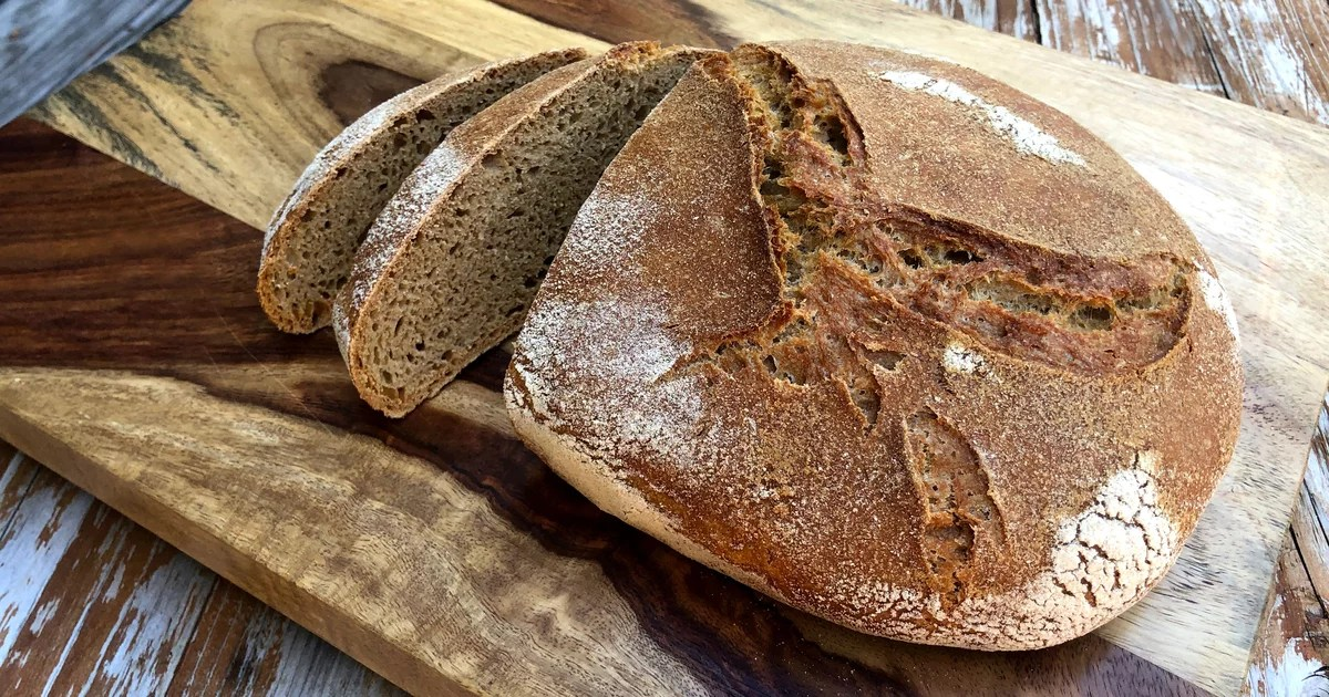 I've Been Baking Bread For 20 Years  This Fiber-Packed, Whole-Wheat No-Knead Recipe Is the Easiest