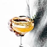 Honey Roasted Pear Sparkling Mocktail