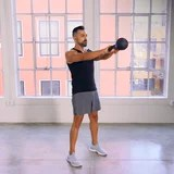 Glow Highlight: 25-Minute Intro to Kettlebell Exercise