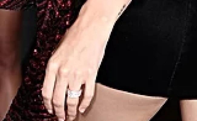 Hailey Baldwin Engagement Ring Popsugar Fashion