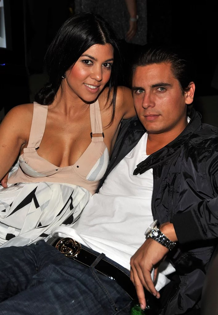 Kourtney Kardashian And Scott Disick Relationship Timeline