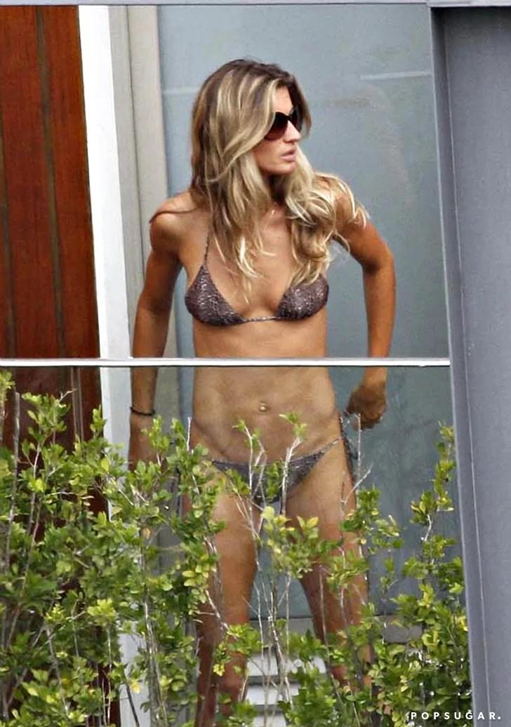 Gisele Bundchen Bikini Pictures  POPSUGAR Celebrity Photo 36