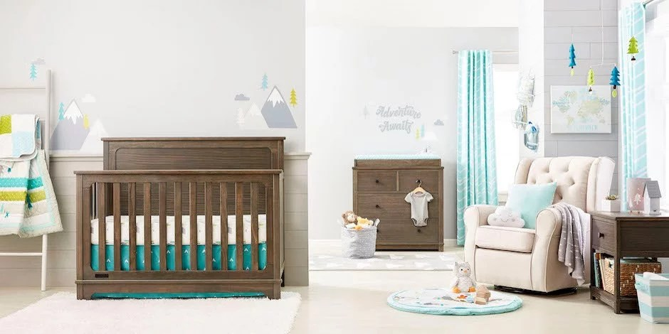 Target's Cloud Island Baby Decor Collection