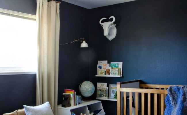 Dark Nurseries Best Decorating Trends Of 2016 Popsugar