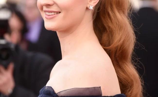 Sophie Turner Didn T Wash Hair On Game Of Thrones