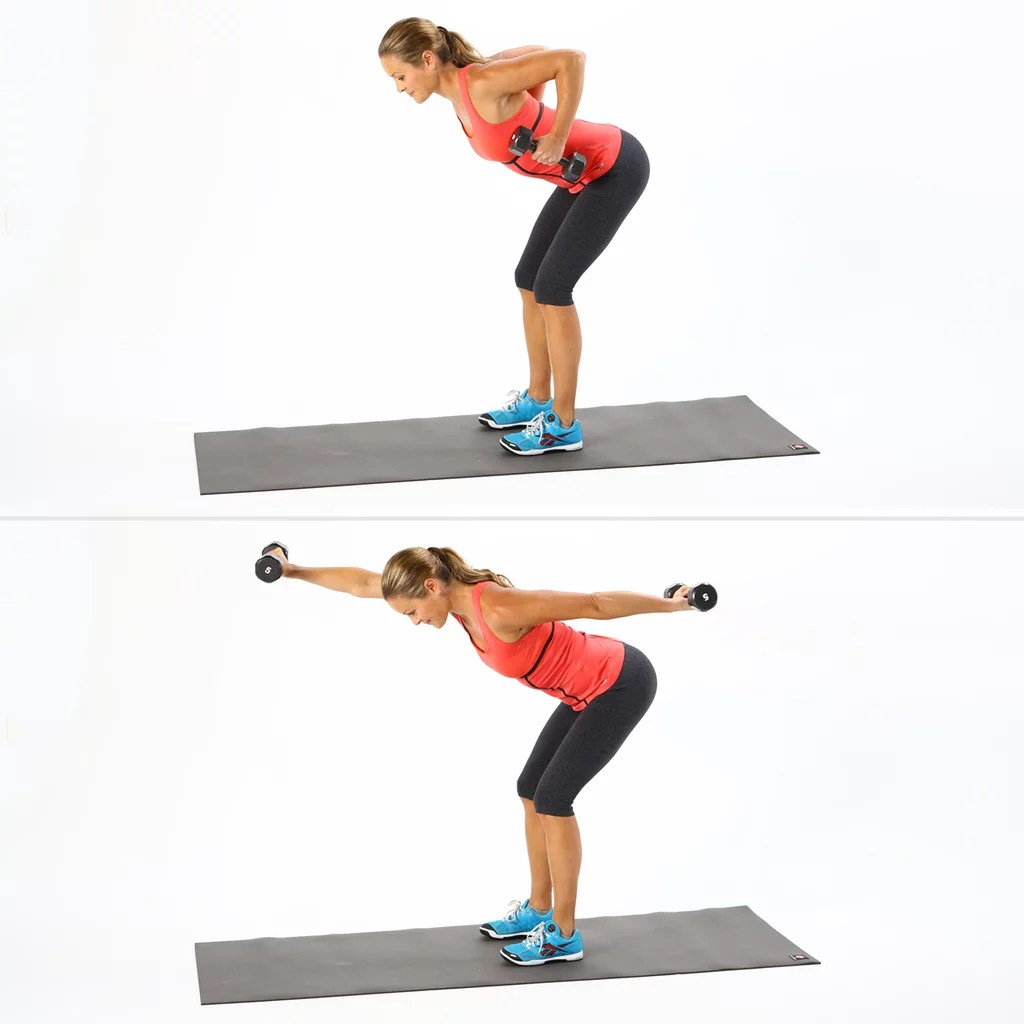 Best Arm Exercises With Dumbbells To Get Good Toned Arms