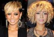 keri hilson's longer hairstyle