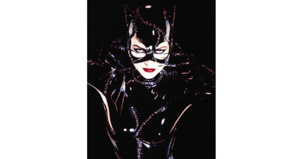 Michelle Pfeiffer Finds Her Catwoman Whip From Batman