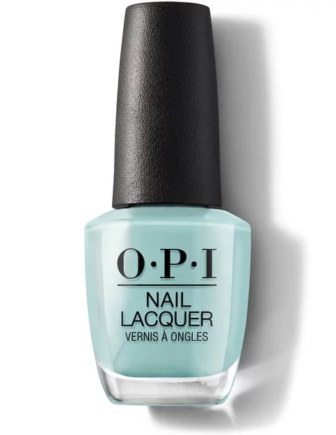 Tiffany Blue Nail Polish Opi : tiffany, polish, Tiffany, Polish, POPSUGAR, Beauty