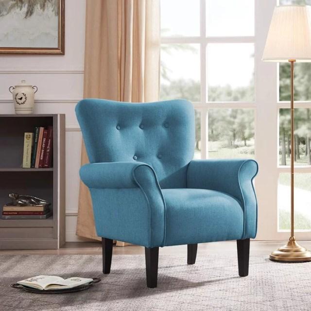 Belleze Modern Accent Chair | Best Affordable Accent ...