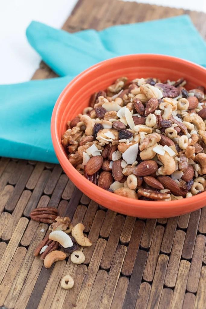 5-Spice Nut Mix