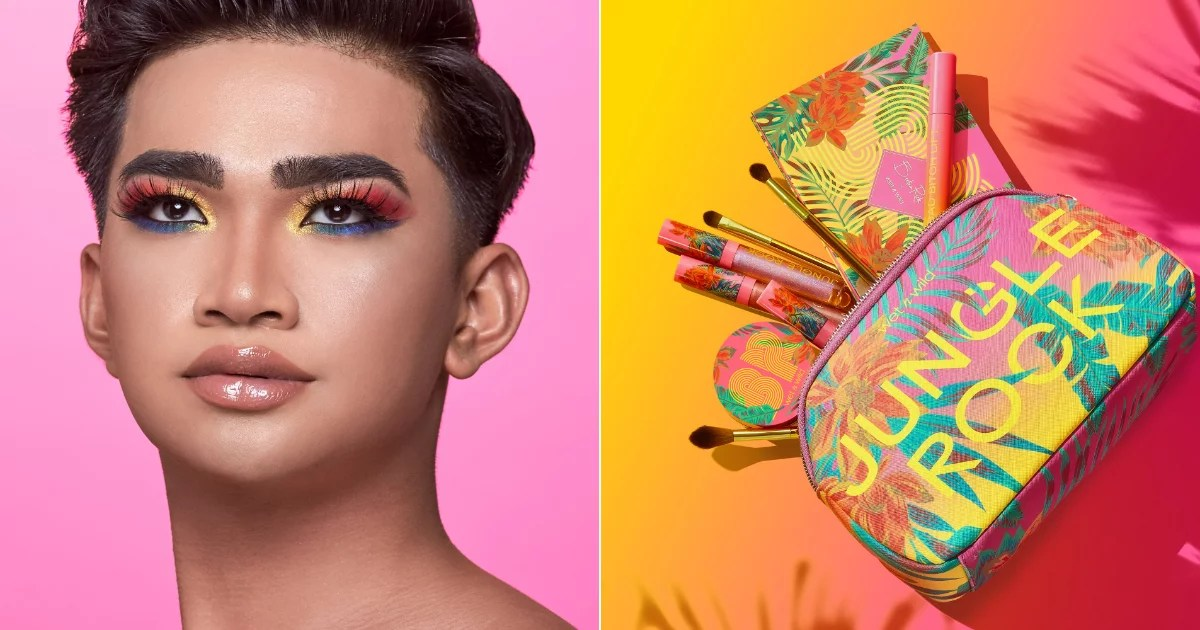 Bretman Rock Is Releasing a Wet N Wild Collection That's as Colorful as His Personality