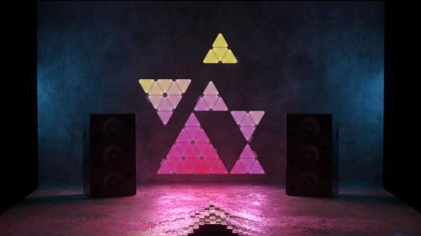 Nanoleaf Light Panels And Rhythm Module Popsugar